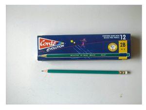 Bút chì 2b của pháp