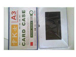 Card case A3 dính nam châm