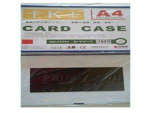 Card case A4 dính nam châm