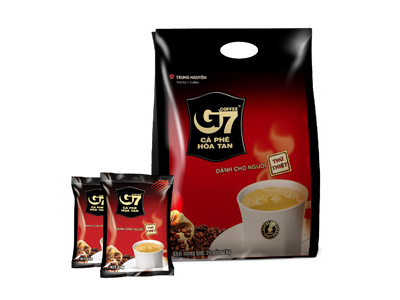 cafe g7 túi 50 gói